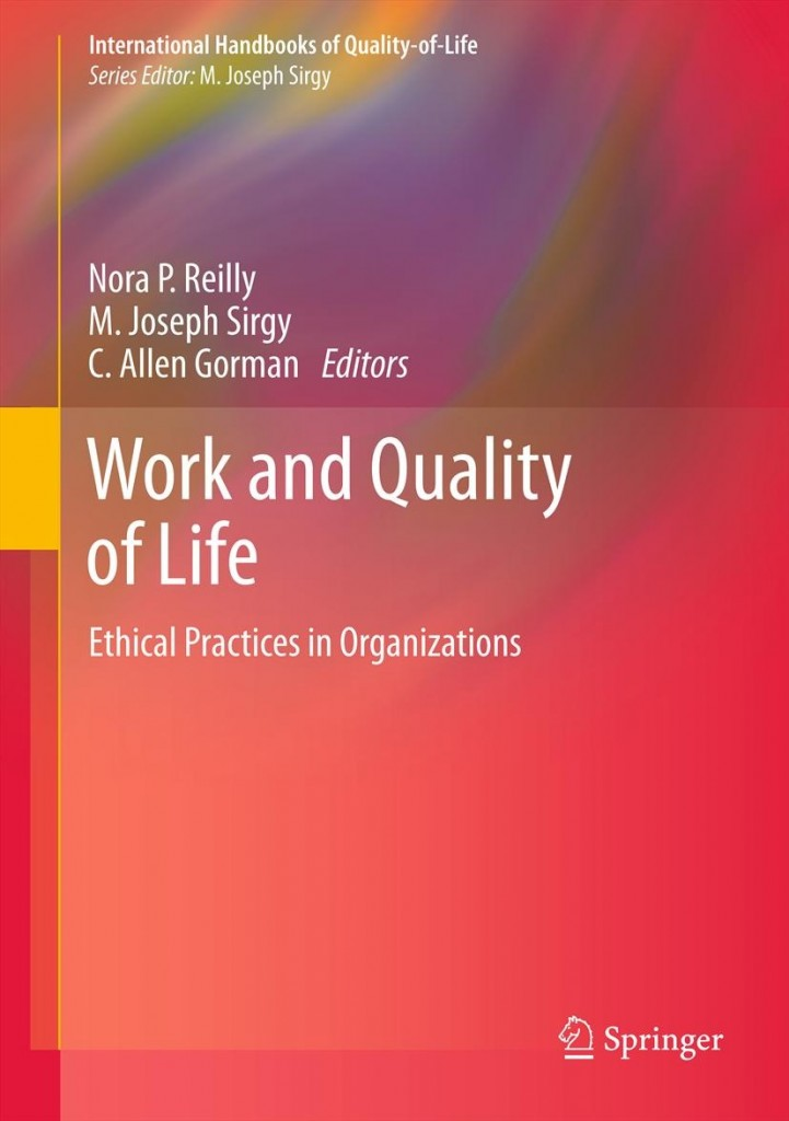 quality of work life of librarians Quality of life research is an international, multidisciplinary journal devoted to the rapid communication of original research, theoretical articles and methodological reports related to the field of quality of life, in all the health sciences.